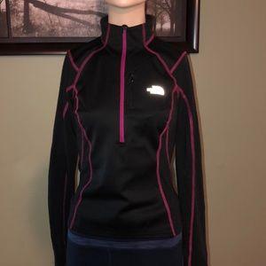 The north face long sleeve shirt